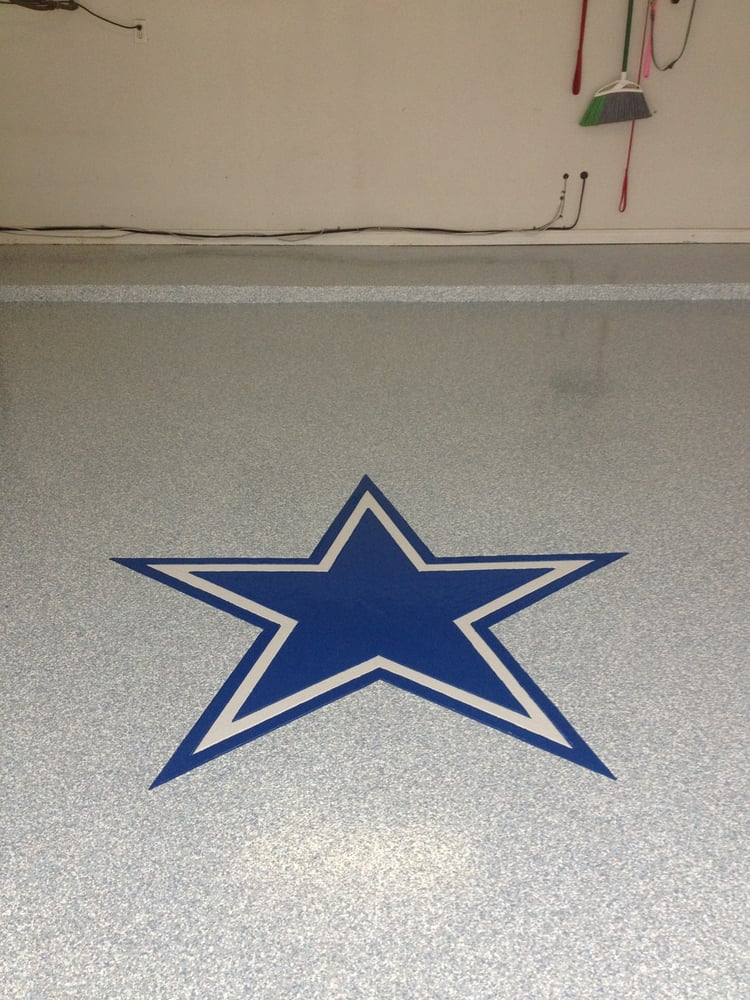 This is our dallas cowboy 39 s star requested by a client was for 13 floor in dallas