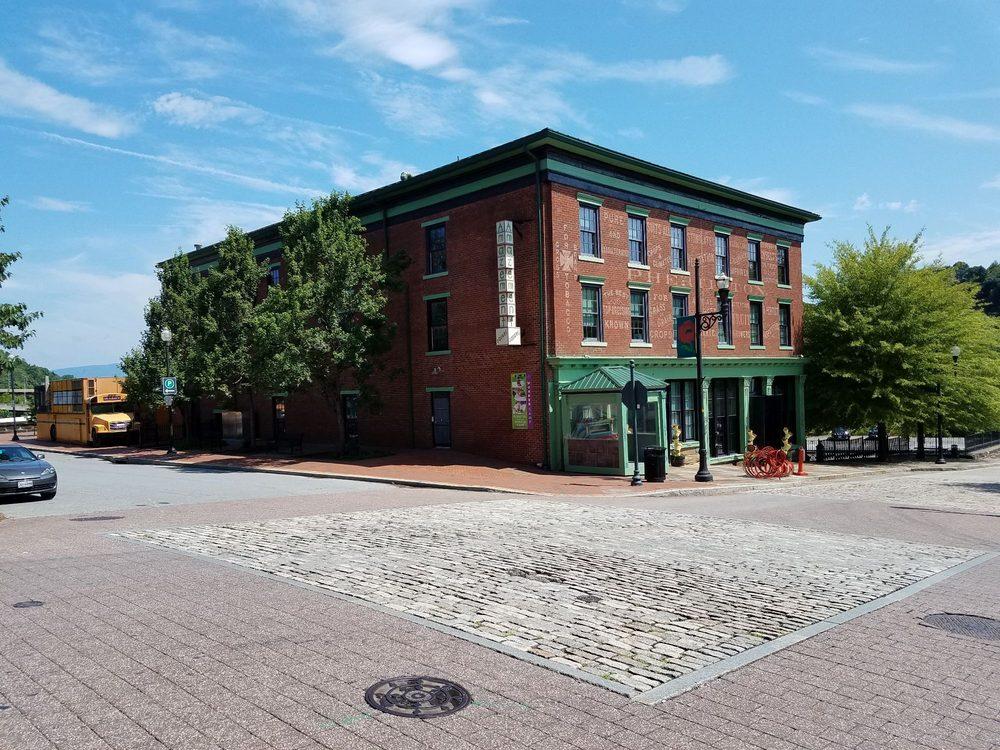 Amazement Square: 27 9th St, Lynchburg, VA