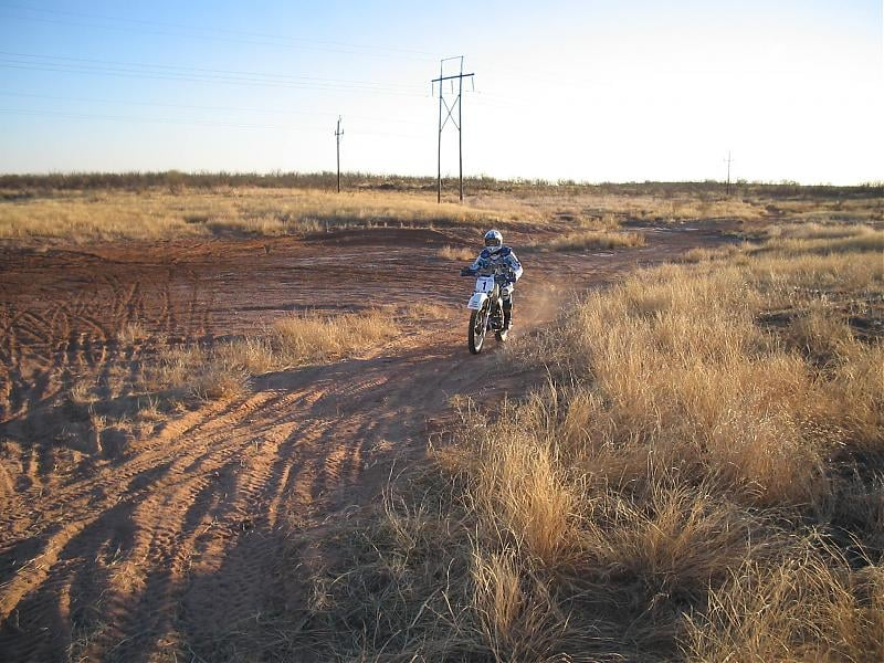 Outback Adventure Track: 130000 W Interstate 20, Big Spring Texas, TX