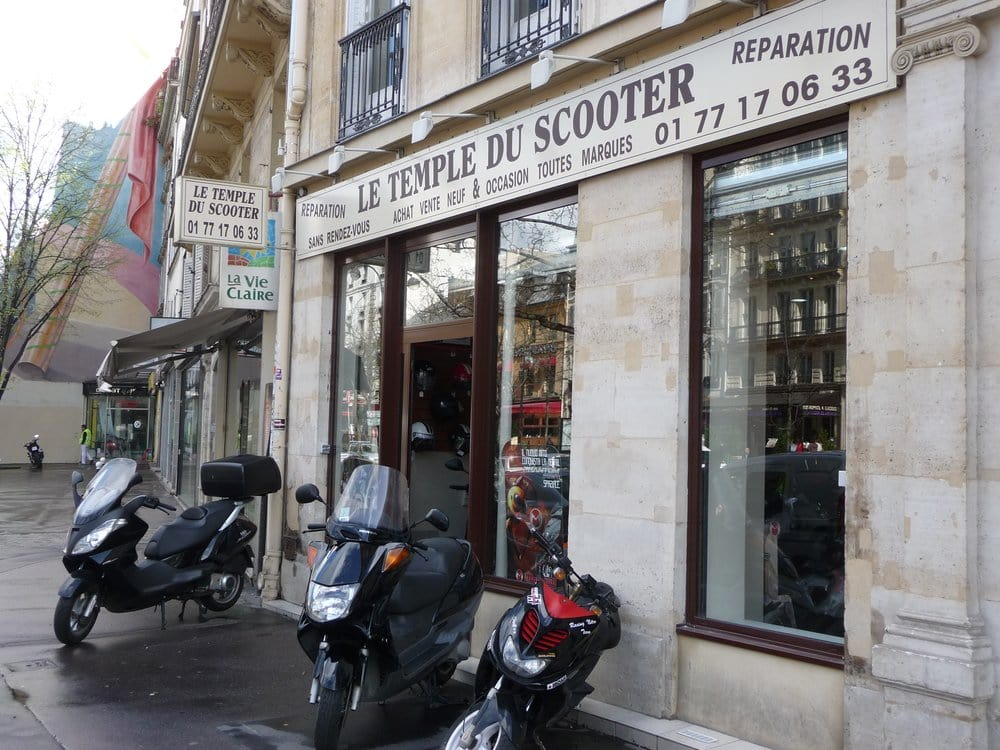 le temple du scooter motorcycle repair 40 bd du temple r 233 publique phone