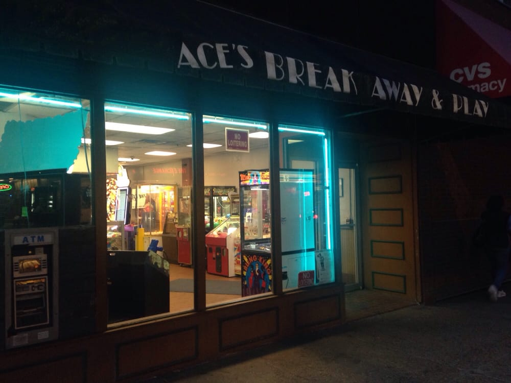 Ace's Breakaway and Play: 417 Smithfield St, Pittsburgh, PA
