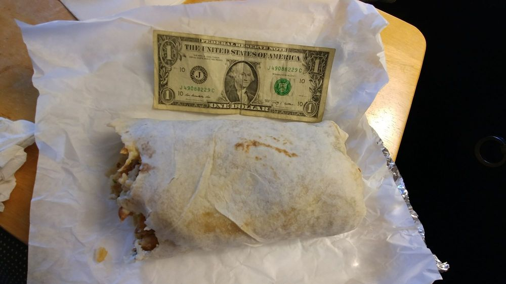 Cali Burrito Lawton: 514 SW 10th St, Lawton, OK