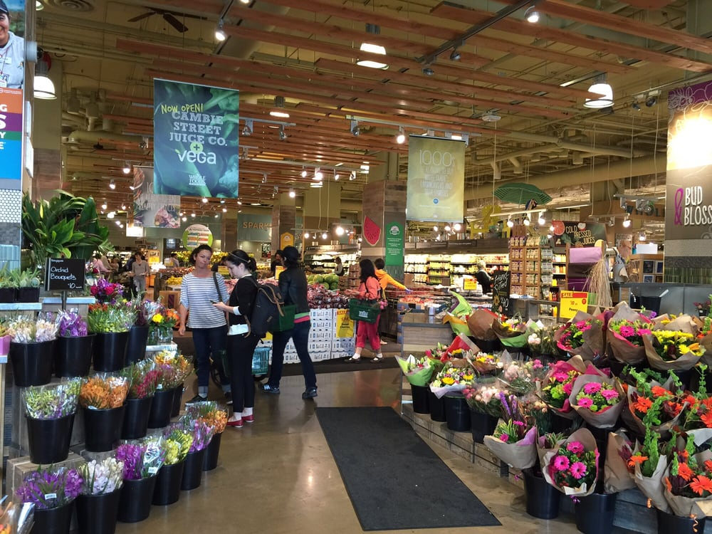 Whole Foods Market Vancouver Bc Canada