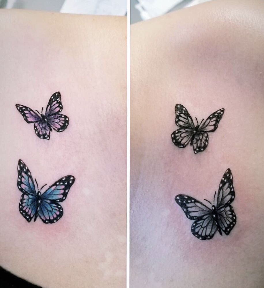 Tina's Tatts of Brentwood: 6715 Brentwood Blvd, Brentwood, CA