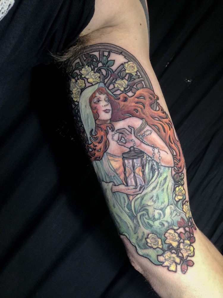 Cyclops Tattoo: 513 Valencia St, San Francisco, CA