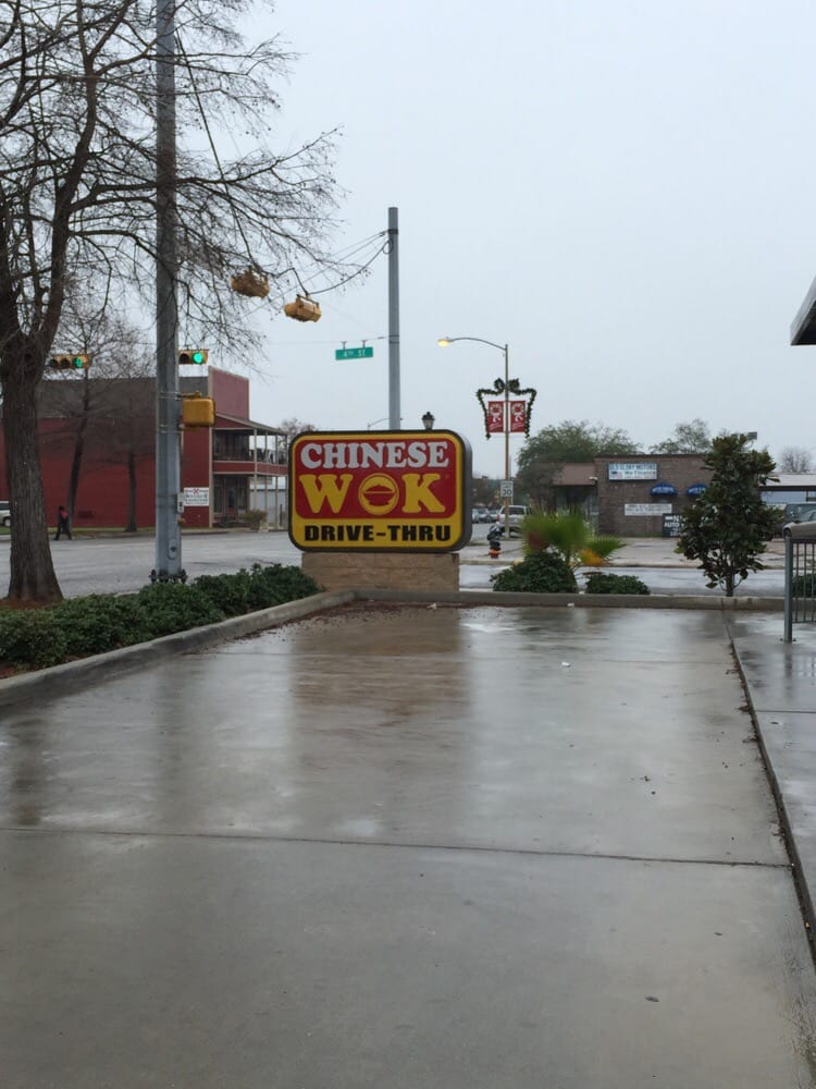 Chinese wok kinesisk 501 w main st la porte tx usa for La porte texas usa