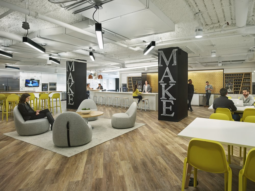 Make Offices at K Street: 1015 15th St NW, Washington, DC, DC