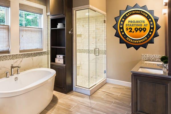 Cnr contracting obtener presupuesto maestro de obras for Bathroom remodel staten island