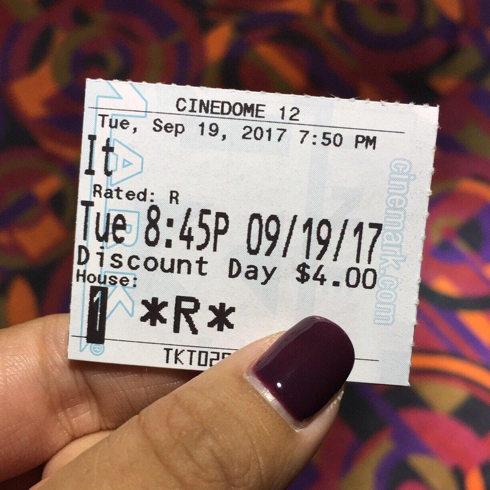 Cinedome 12 Henderson