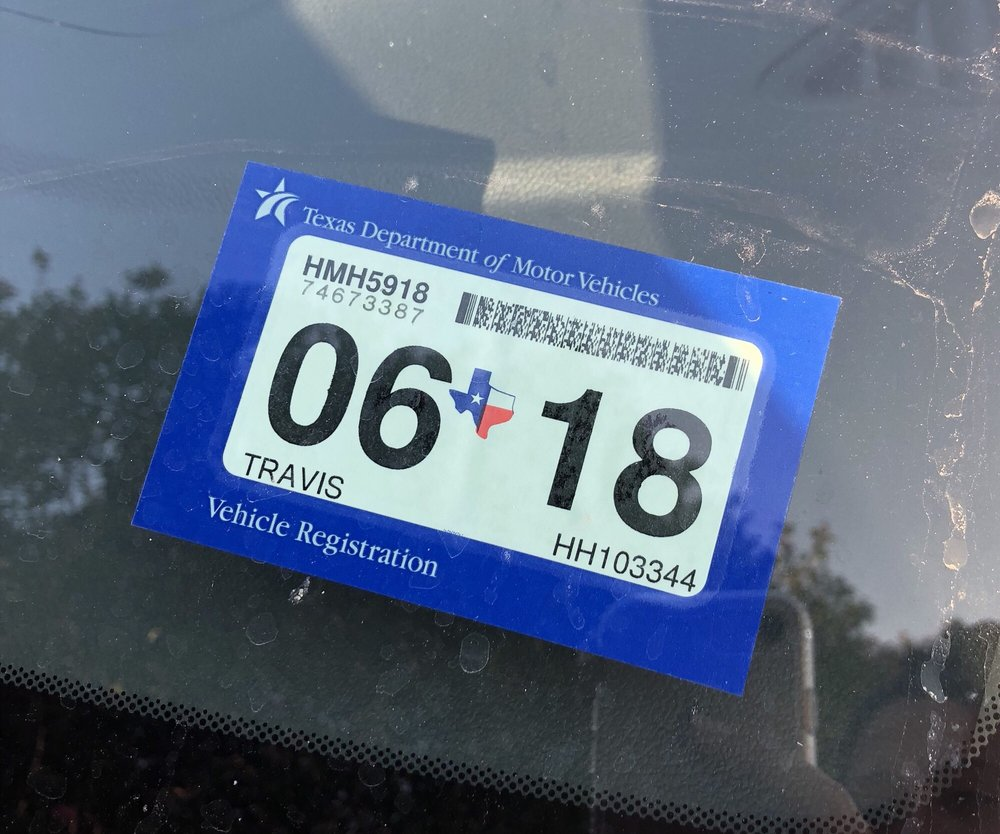 Expired Registration Texas >> Expired Registration On Rental Yelp