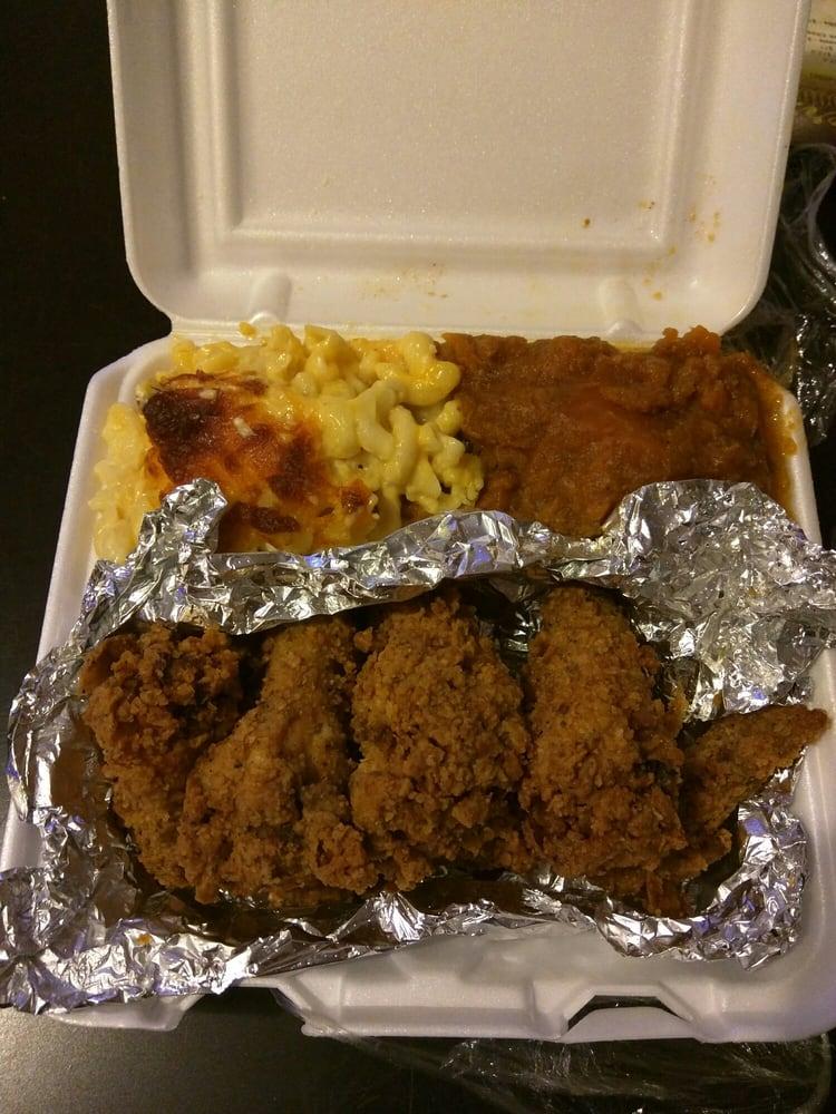 Butter's Soul Food: 2730 W Girard Ave, Philadelphia, PA
