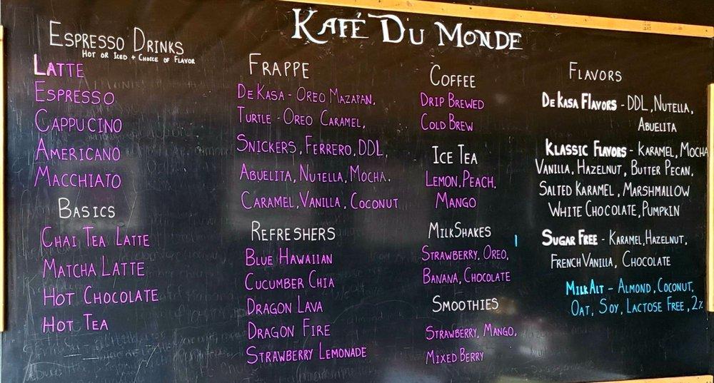 Kafe Du Monde: 345 N Schmidt Rd, Bolingbrook, IL