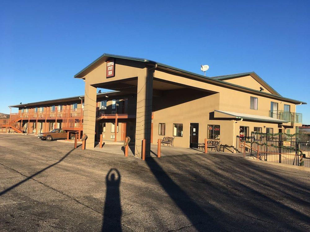 Copper Stay Inn: 855 N Ocotillo Rd, Benson, AZ