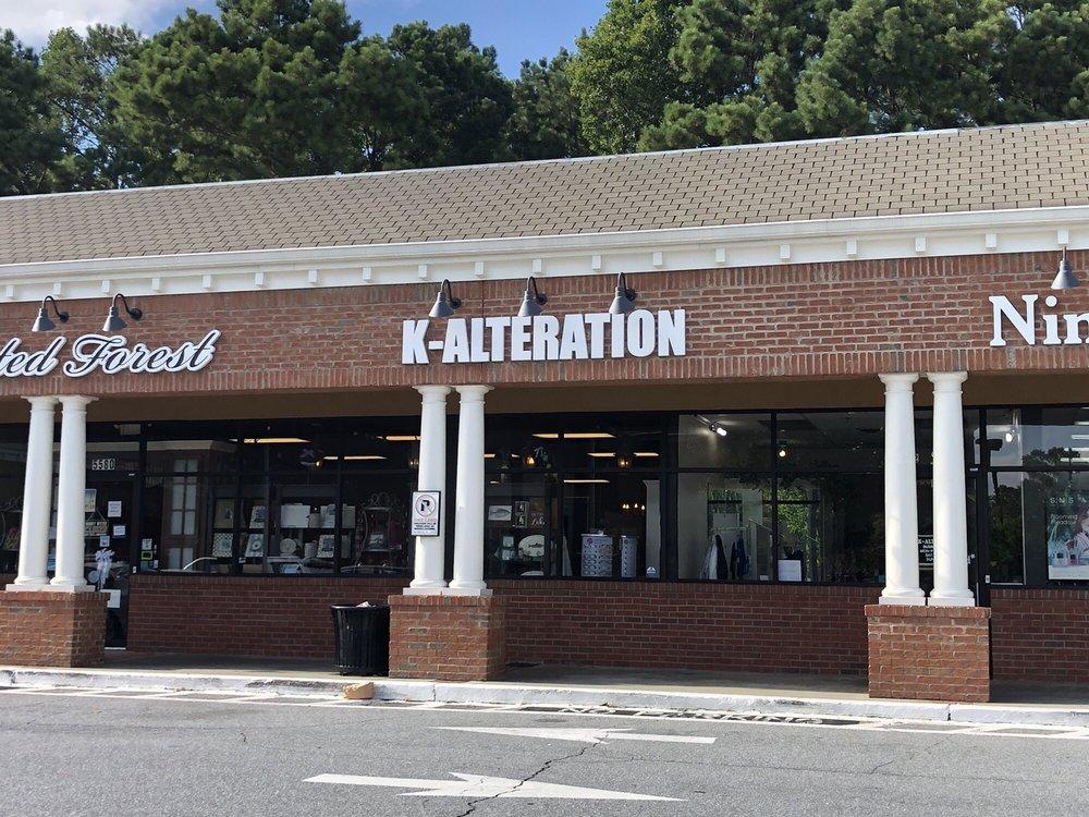 K Alterations