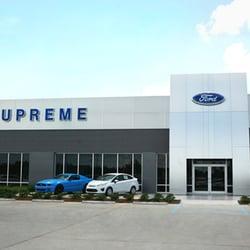 Supreme Ford 12 Reviews Car Dealers 400 E Howze Beach Rd