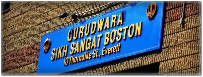 Gurudwara Sikh Sangat Boston: 10 Thorndike St, Everett, MA