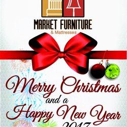 Photo Of Market Furniture   Paterson, NJ, United States. Happy Holidays  Season!