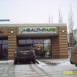 Healthfare Restaurant Edmonton