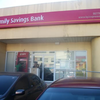 BPI Family Savings Bank - Banks & Credit Unions - 51 Doña Soledad