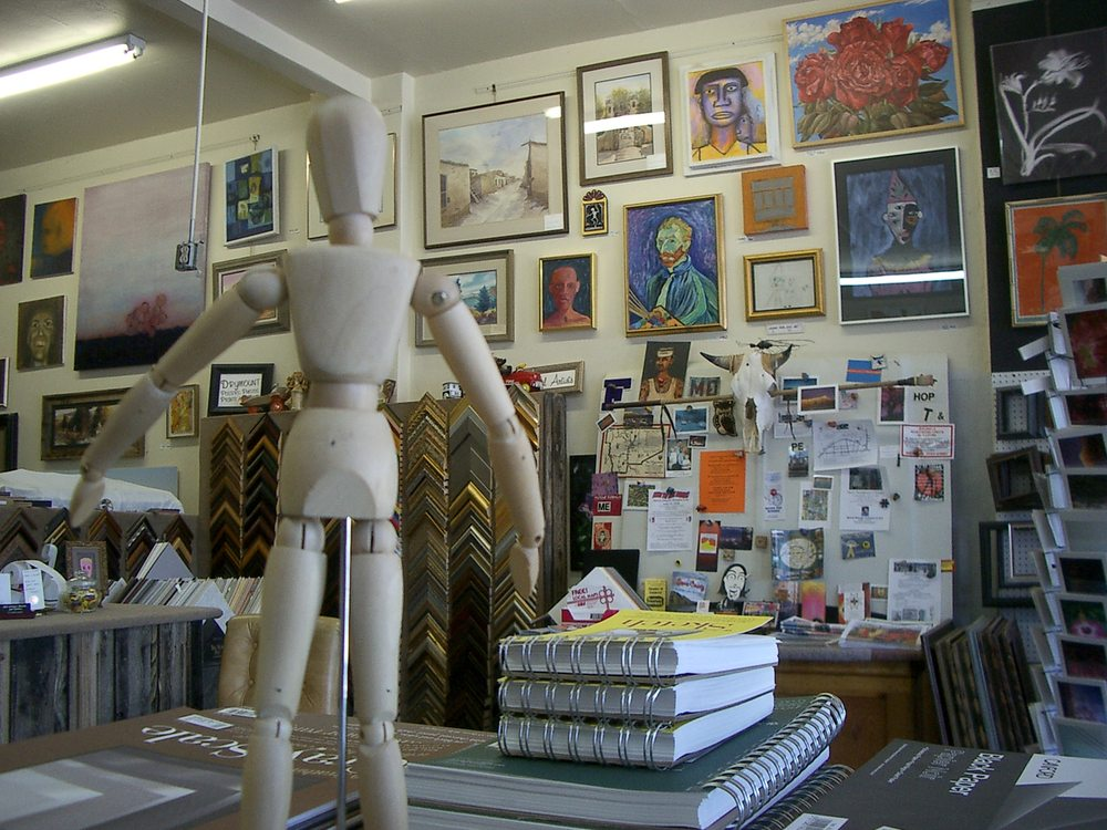 Hot Springs Frame & Art Supply: 322 N Broadway St, Truth Or Consequencs, NM