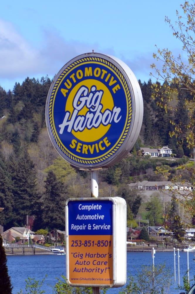 Gig Harbor Automotive Service: 4101 Harborview Dr, Gig Harbor, WA