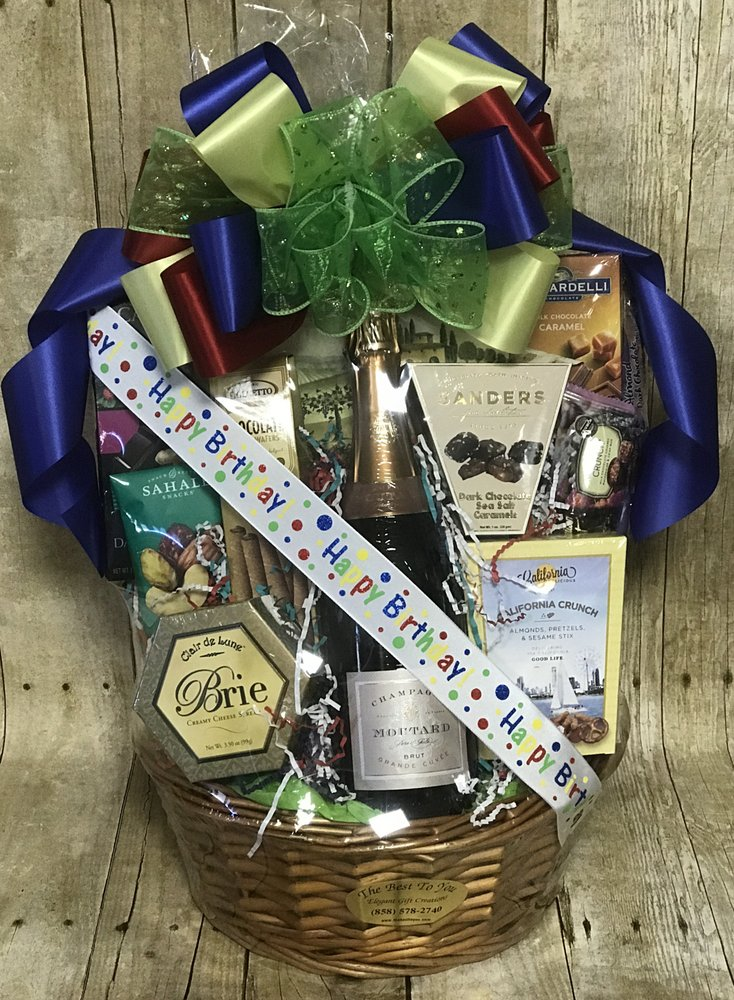 27 Photos For The Best To You Elegant Gift Baskets