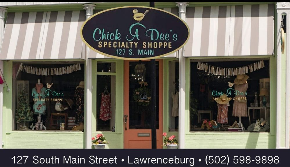 Chick a Dees: 127 S Main St, Lawrenceburg, KY
