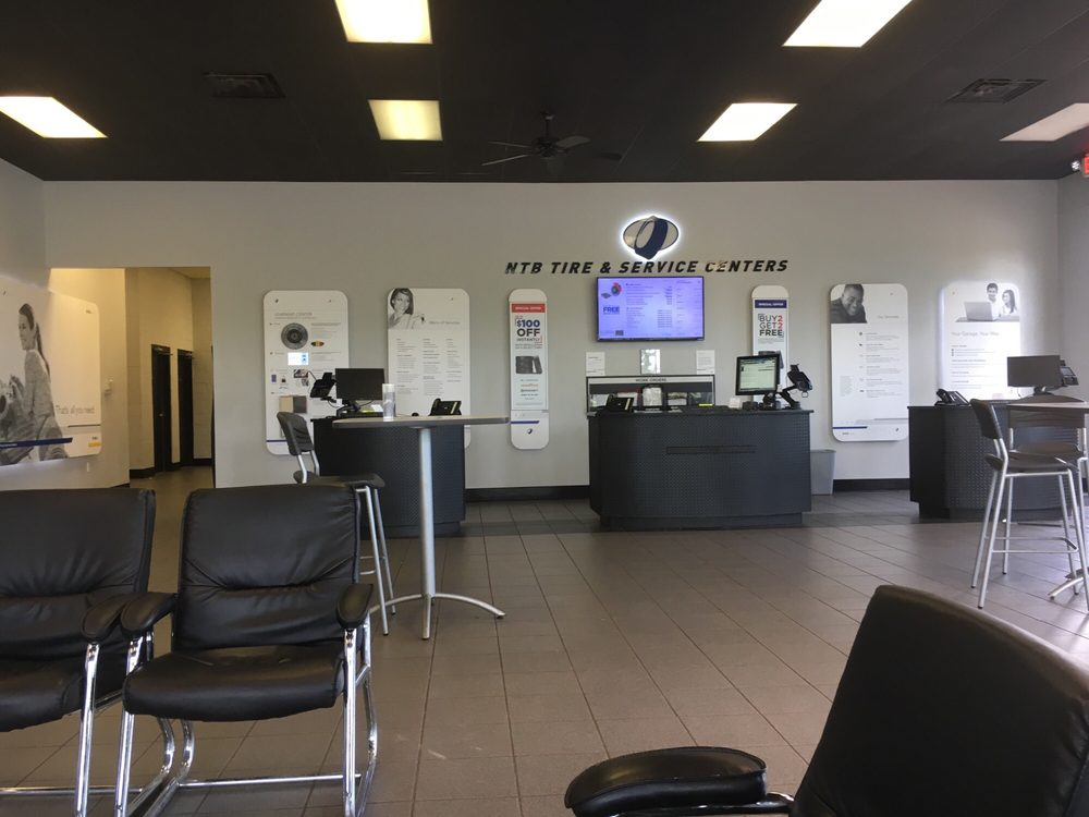 N.T.B. Tire and Service Center
