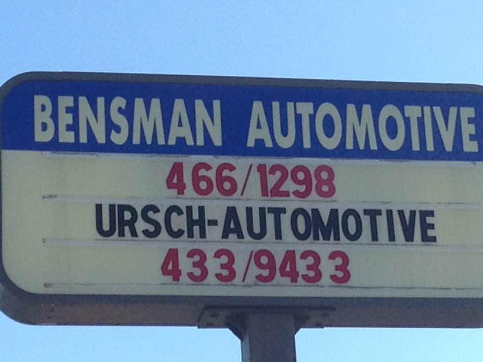 Bensman Automotive: 2418 State St, Alton, IL