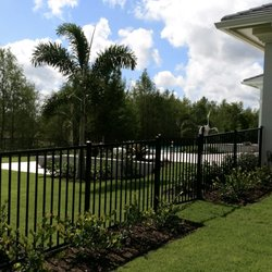 Photo Of Russ Carter Fence Naples Fl United States