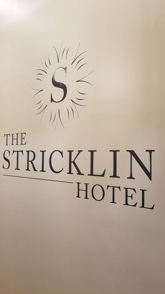 The Stricklin Hotel: 317 North Court St, Florence, AL