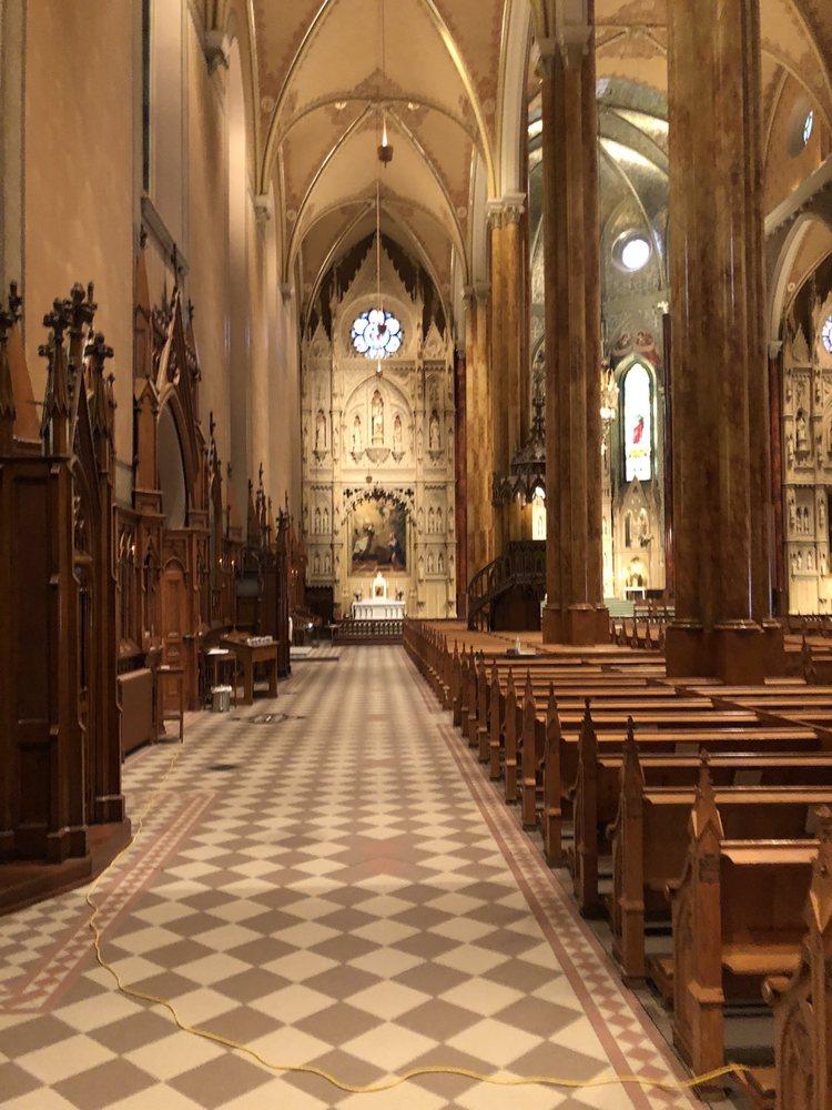 Basilique Saint-Patrick de Montréal