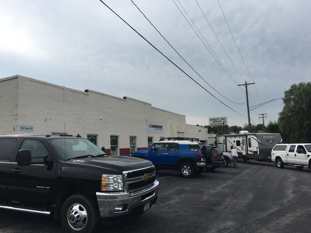 Quality Tire and Auto: 17650 Creamery Rd, Emmitsburg, MD