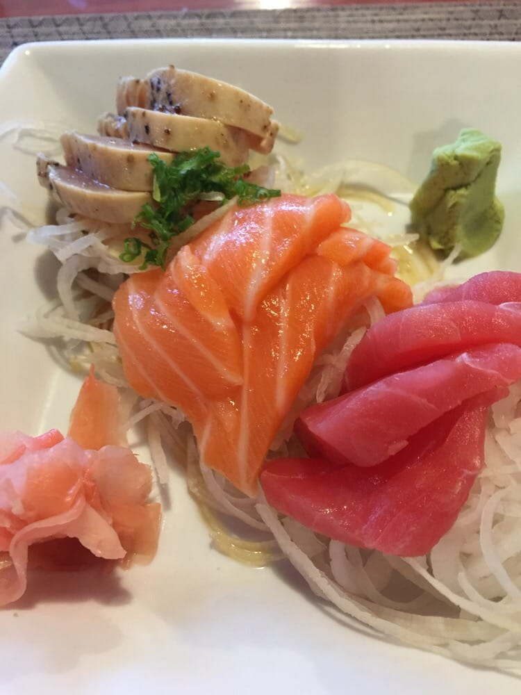 Small sashimi yelp for Asian cuisine fresno
