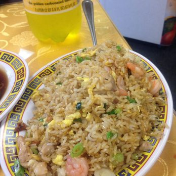 "... United States. Special Peruvian fried rice ""chaufa"" shrimp and ..."