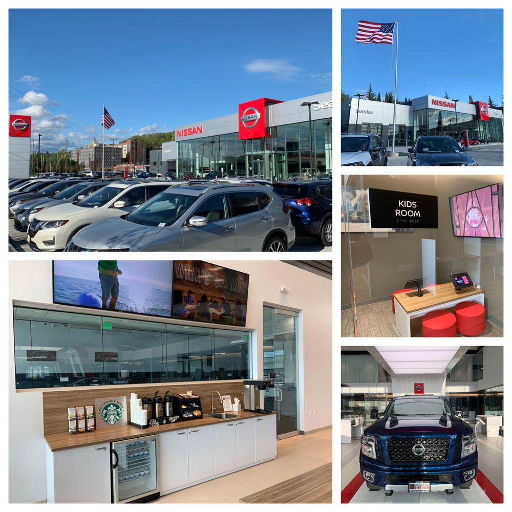 Nissan Dealership Seattle >> Seattle Nissan Auto Repair 3400 Airport Way S Industrial