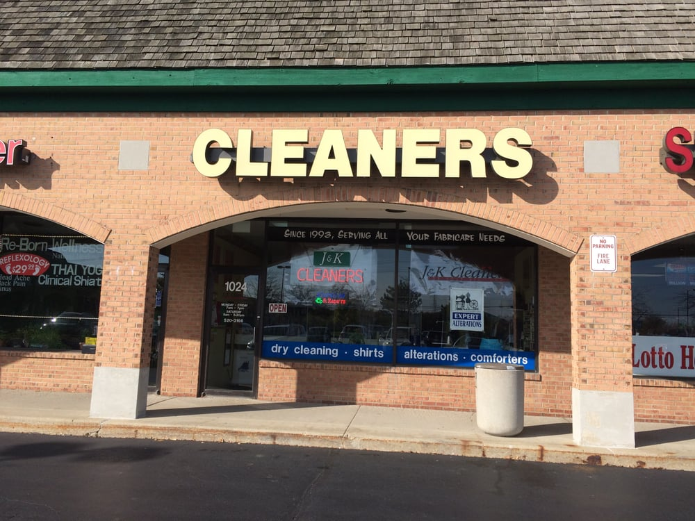 J & K Cleaners: 1024 Weiland Rd, Buffalo Grove, IL