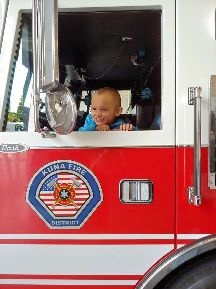 Kuna Fire Department: 150 W Boise St, Kuna, ID