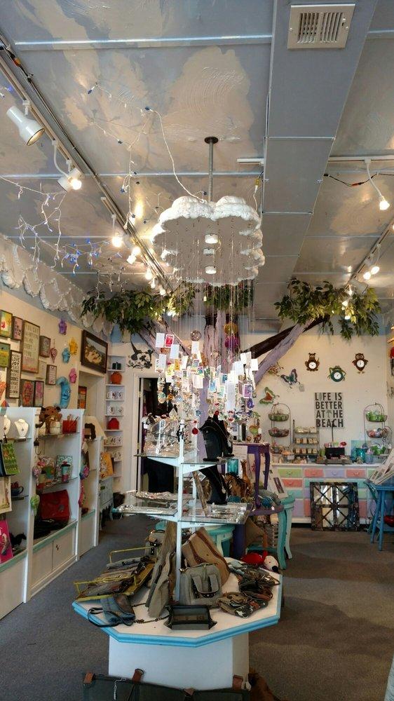 Chasing Fireflies Gift Store: 4086 Main St, Chincoteague Island, VA