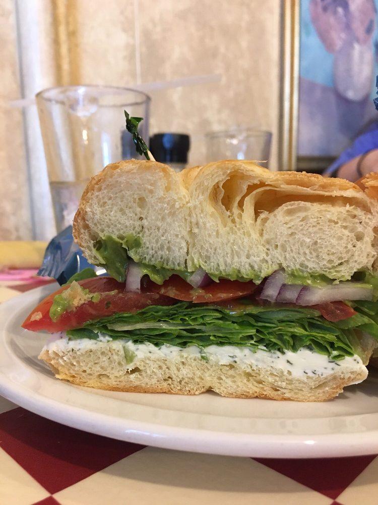 Cafe Angelica Bistro & Catering: 107 E Main St, Neosho, MO