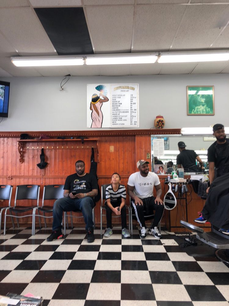 Sunny's Barber Shop: 4271 Branch Ave, Temple Hills, MD