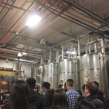 Sam Adams Brewery Tours In Boston Ma