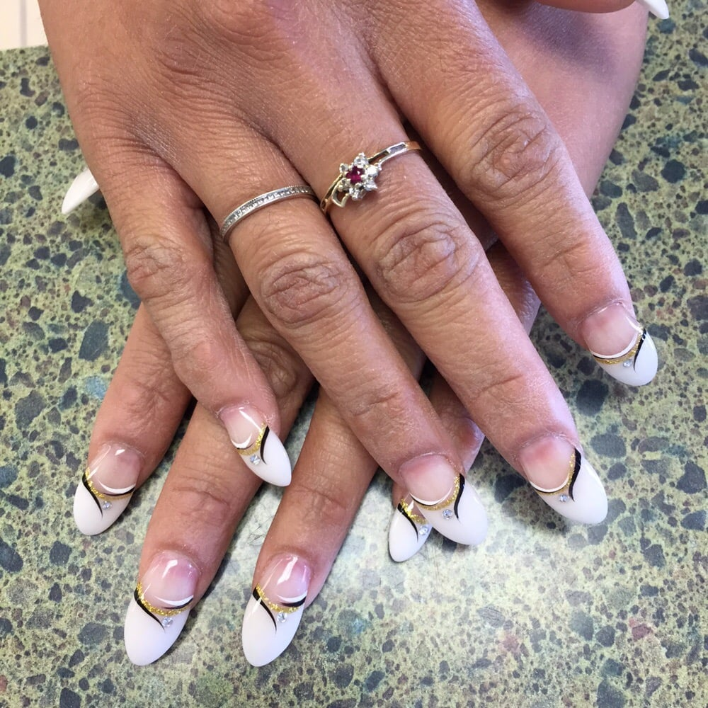 SNS nail design !! - Yelp
