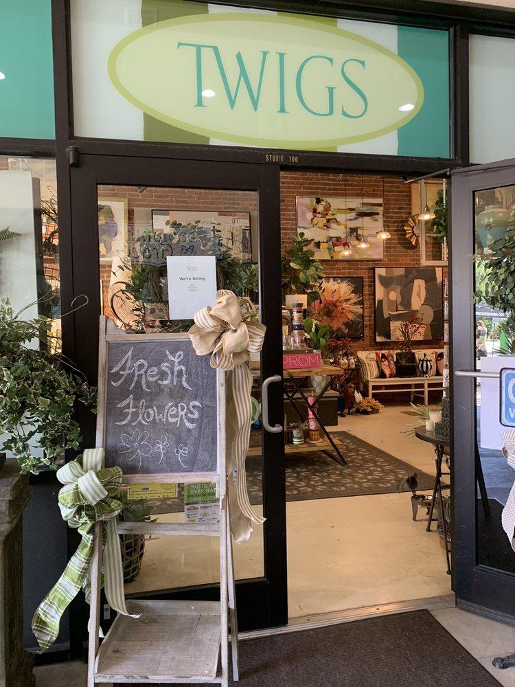 Twigs: 640 S Main St, Greenville, SC