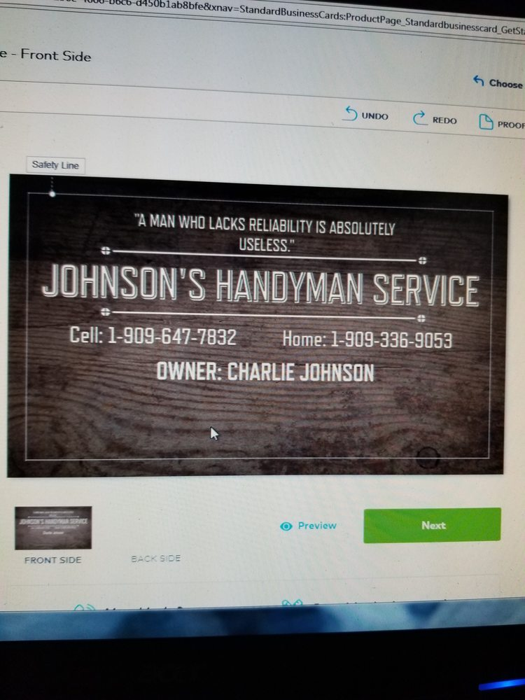 Johnson's Handyman Service: Grand Rapids, MN