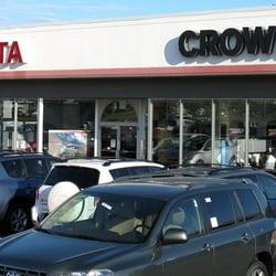 crown motors toyota volkswagen bilforhandlere 11260