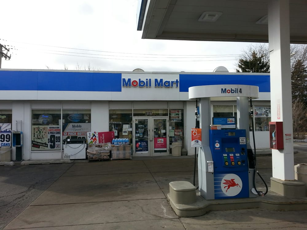 Nearest Mobil Gas Station >> Mobil Gas Stations 9137 Ogden Ave Brookfield Il