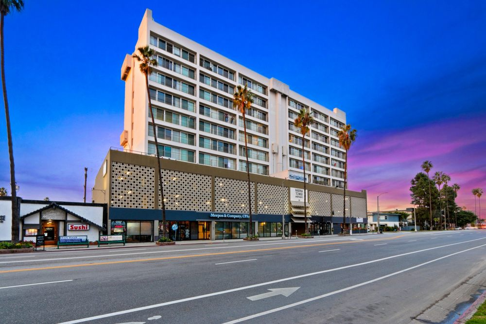 Photo Of Marina Tower Apartments Del Rey Ca United States Brand