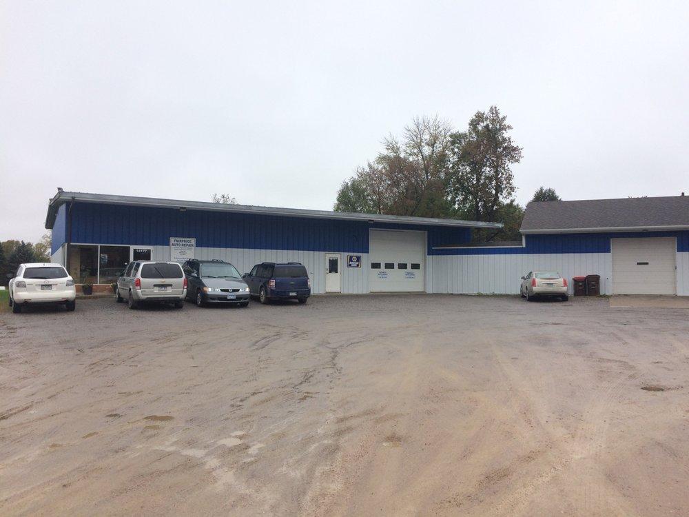 Fairprice Auto Repair: 14177 US Hwy 12 SW, Cokato, MN