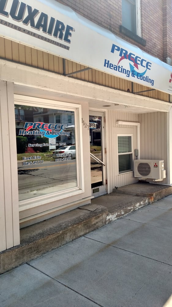 Preece Heating & Cooling: Erie, PA